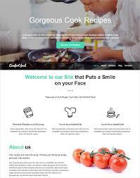 31 restaurant website themes u0026 templates free u0026 premium templates