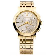 gold tone stainless steel bracelet images Burberry bu1757 men 39 s swiss gold tone stainless steel bracelet watch jpg