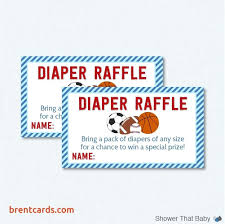 baby shower raffle template baby shower raffle tickets template