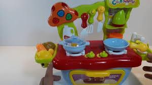 Toy Kitchen Set For Boys Kitchen Set Toys For Kids Cook Set Fun Youtube