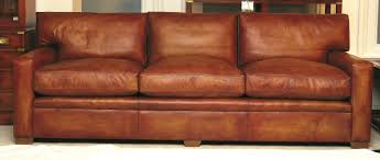 Curzon Gallery Collection Armada Leather  Seater Sofa  Reviews - 4 seat leather sofa