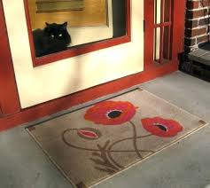 Outdoor Front Door Rugs Front Door Rugs Creative Door Mats You Can Make Yourself Ten