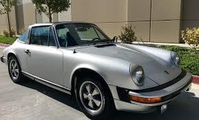 targa porsche doctor u0027s car 1977 porsche 911 targa
