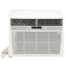 frigidaire 25 000 btu window air conditioner with heat and remote