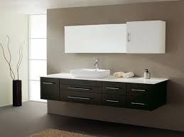 Bamboo Bathroom Cabinet Bathrooms Design Double Vanity Tops For Stone Shallow Vessel