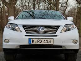 lexus allrad diesel test lexus rx 450h v6 power im sparbetrieb magazin von auto de
