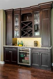 Traditional Home Great Kitchens - kitchen dry bar traditional home bar chicago by geneva