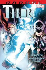 review thor annual is best in the world the beat