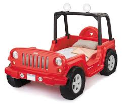 Jeep Wrangler Little Tikes Jeep Wrangler Toddler To Twin Bed Toys