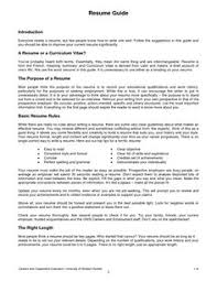 How To Write A Resume For A Promotion Sample Resume For Program Coordination And Promotions Quotes