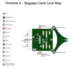 Iah Terminal Map Houston International Airport Maplets