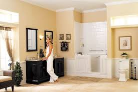 Bathtub To Walk In Shower How To Turn A Bathtub Into A Walk In Shower Best 25 Walk In Shower