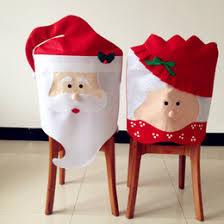 christmas chair covers christmas dining chair covers online christmas dining chair back