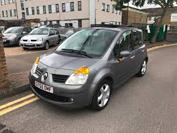 used renault modus 2005 for sale motors co uk