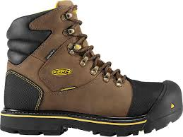 keen men u0027s milwaukee waterproof steel toe work boots u0027s