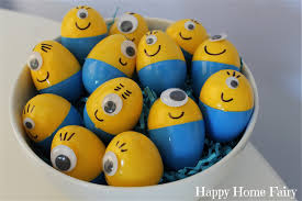 Easter Egs by How To Make Minion Easter Eggs Happy Home Fairy