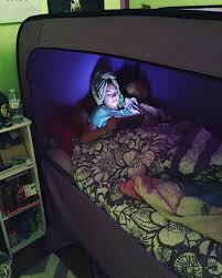 finally a bed tent for extra privacy and darkness geekologie