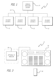 patent us6256554 multi room entertainment system with in room