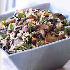 rice with mushrooms recipe epicurious