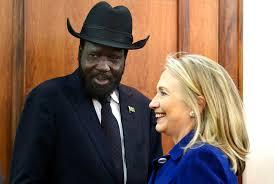 hillary clinton u0027s state department gave south sudan u0027s military a