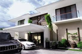 modern contemporary house manny pacquiao s modern contemporary house in general santos rl