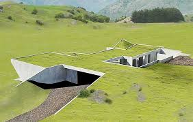 underground rock house throughout modern underground homes