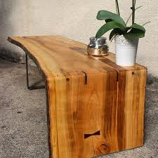 Cherry Coffee Table Timberforgewoodworks Live Edge Cherry Coffee Table We