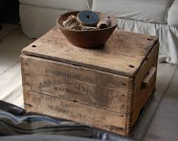 shipping crate coffee table frog goes to market what s on my coffee table