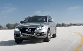 Audi Q5 New Design - 2013 audi q5 3 0t first test motor trend