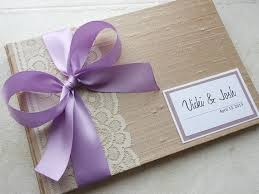 purple guest book 258 best custom wedding items images on guestbook