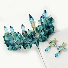 floral accessories hair accessories mystique vpfashion