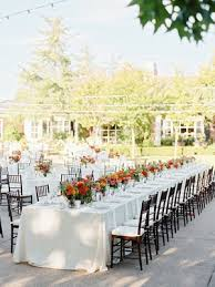 best outdoor wedding table decoration outdoor wedding with vibrant