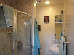 small bathroom solutions designed man built