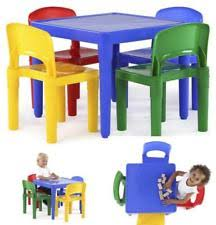 daycare table and chairs daycare activity table chairs set preschool children play kids