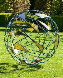 222 best outdoor orbs images on garden ideas garden