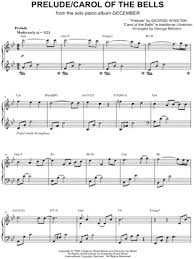 george winston sheet downloads at musicnotes