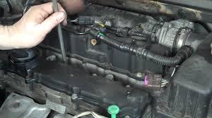 peugeot 307 spark plug removal 1 4 gasoline youtube