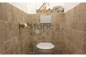 travertin salle de bain dallage en travertin 10x10 1cm mix beige vieilli 1er choix