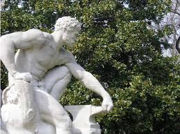 greek gods statues hephaestus vulcan greek god of fire and volcanoes greek gods