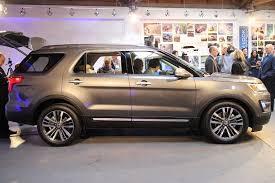 Ford Explorer 2016 Interior 2016 Ford Explorer Interior New Autocar Review