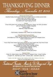 thanksgiving menu southern classics thanksgiving2 1200x800