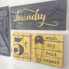 Laundry Room Signs Decor Laundry Room Signs Set Of 3 Laundry Room Decor Laundry Room