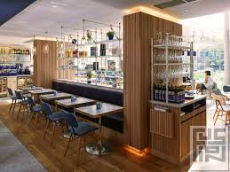 kitchen restaurant design projects fusion by design waiter station carluccio u0027s
