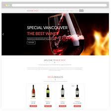 home free lt wine shop u2013free responsive wine store wine shop wordpress