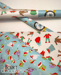 thick christmas wrapping paper win wrapping paper onesies clipart and cuttable files dorky