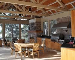 cuisine construction 1001 idées d aménagement d une cuisine d été extérieure