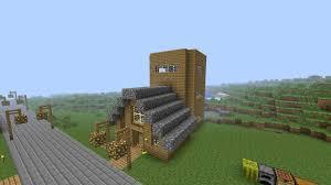modern farmhouse minecraft project