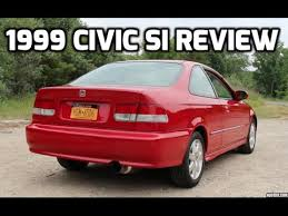 honda civic si 99 s em1 99 honda civic si review find