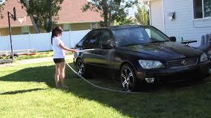 lexus is200 xxr wheels olivia cha washing daddy u0027s lexus is300 with konig tunner 2 wheel u0027s