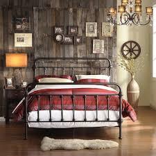homesullivan bronze canopy bed 404513q 1bedcp home